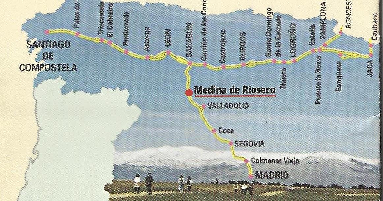 Viajando tranquilamente por espa a medina de rioseco y 3 for Pisos en medina de rioseco