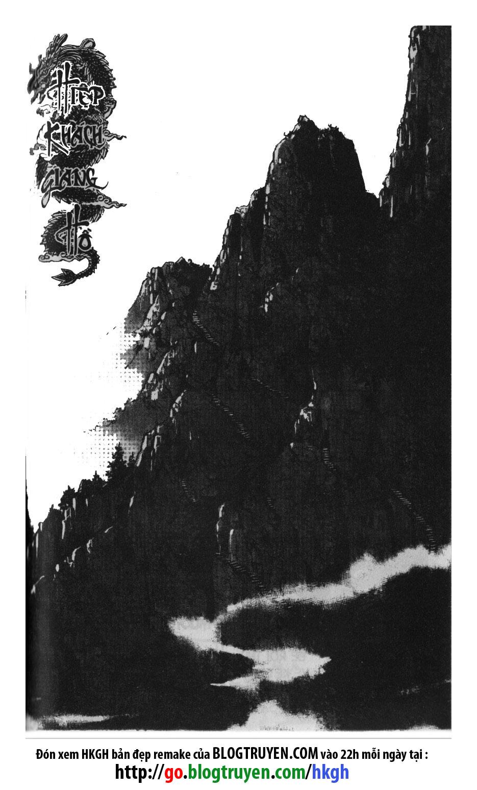 Hiệp Khách Giang Hồ chap 418 Trang 1 - Mangak.info