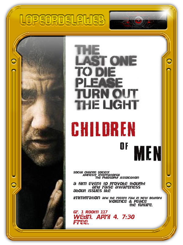 Children of Men (2006) [BrRip-720p-Dual-Mega]