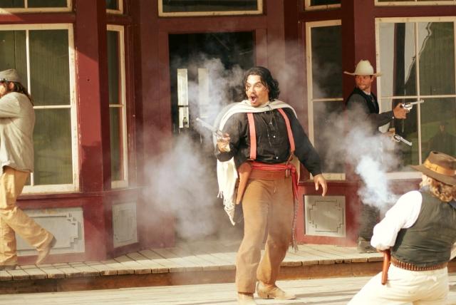 Hình ảnh phim Cao Bồi