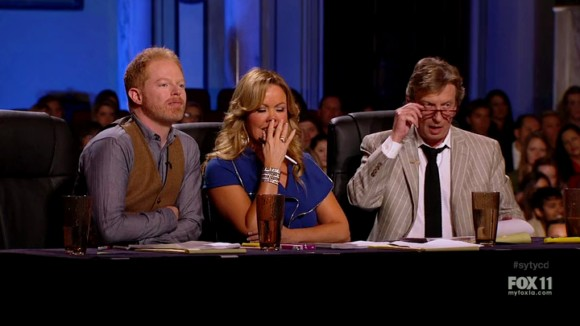 SYTYCD Judges Jesse Tyler Ferguson, Mary Murphy and Nigel Lythgoe