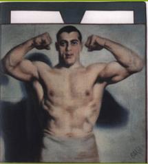 Primo Carnera (l'uomo più forte del mondo)