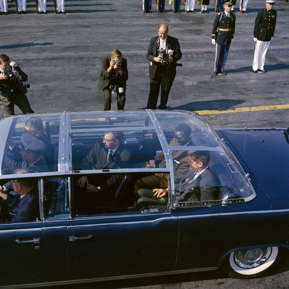 Jfk And The Bubbletop President Kennedy 1961 1963