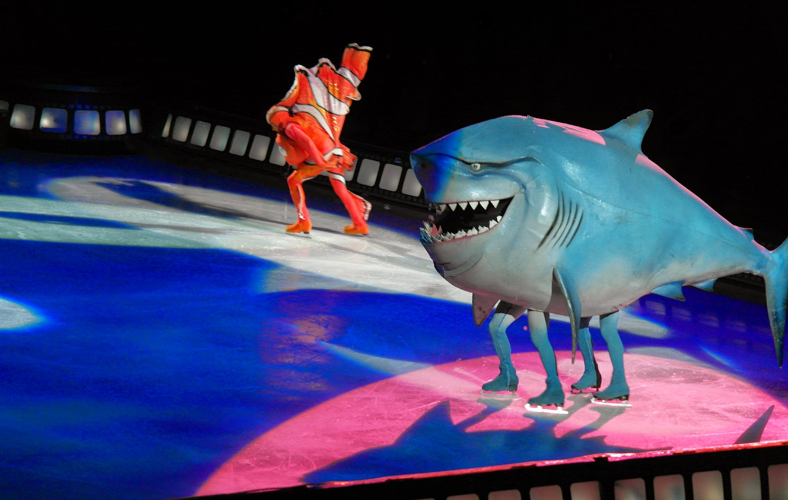 Disney on Ice Finding Nemo