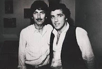 GEORGE HARRISON & JERRY ADRIANI
