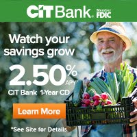 6x national average, no monthly service fees, FDIC insured