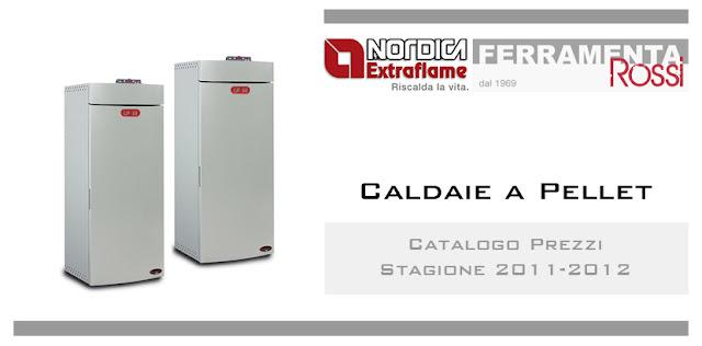Ferramenta Rossi - Online Catalogue - Caldaie a Pellet