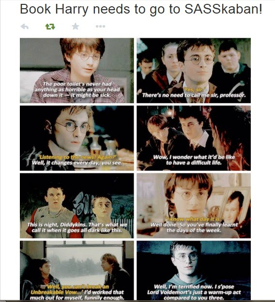 Twitter accounts you should follow Harry Potter