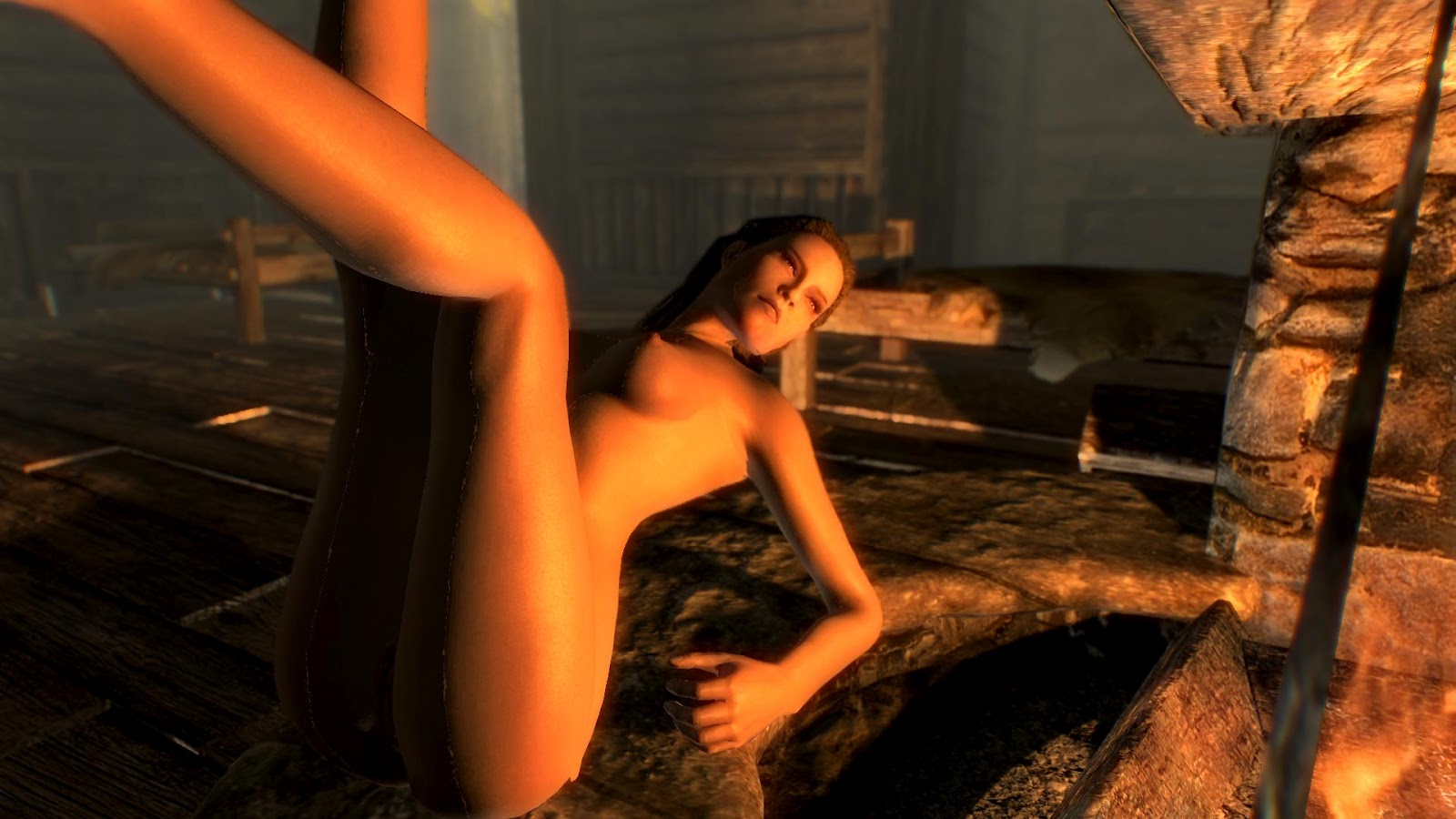 Naked skyrim women pics pornos videos