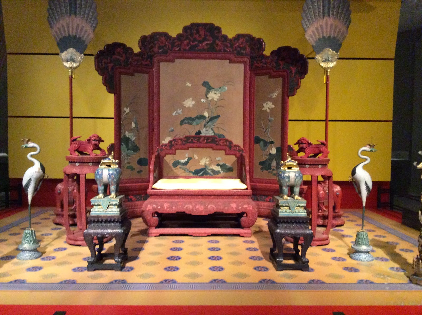 Forbidden City Exhibition