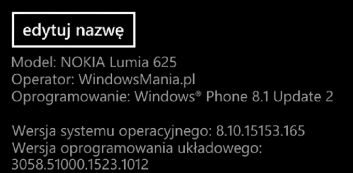 custom ROM windowsmania.pl