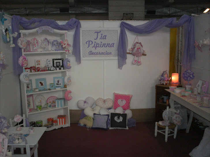 Stand en Expo Mujer 2011