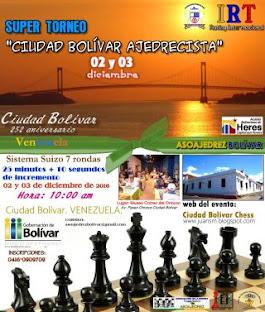 Finalizó IRT Ciudad Bolívar