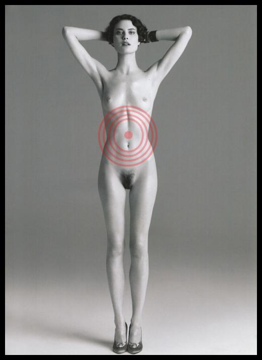 Худые девушки фото в полный рост голые
