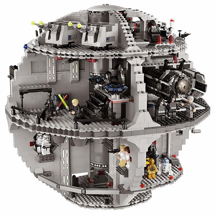 Estrella de la Muerte de LEGO