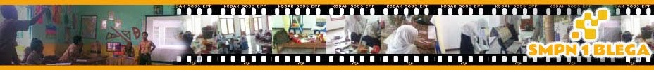 Blog SMPN 1 Blega Bangkalan