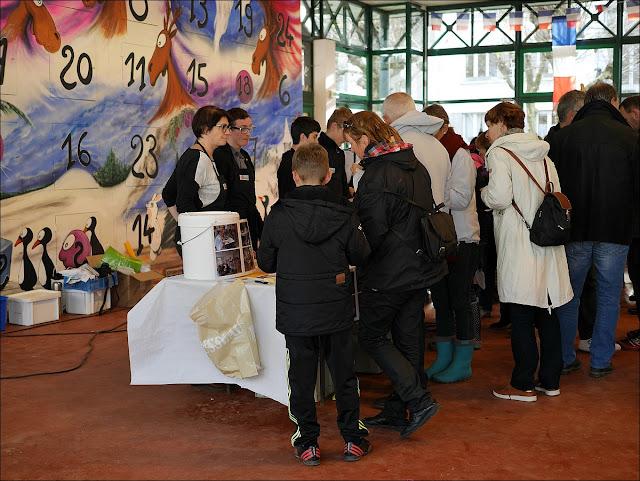 Fête de la soupe à La Gacilly, Lycée La Mennais de Ploermel soupe à la patate douce