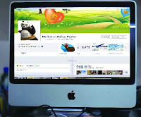 tiếp thị trên mạng xã hội