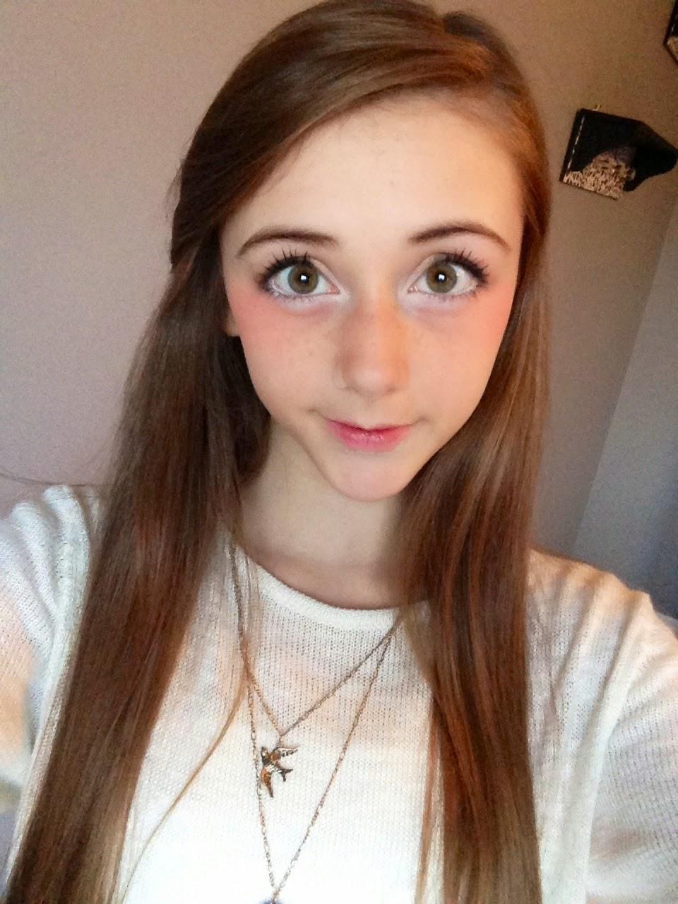 Dolly diaries mori girl makeup tutorial photoshoot baditri Images
