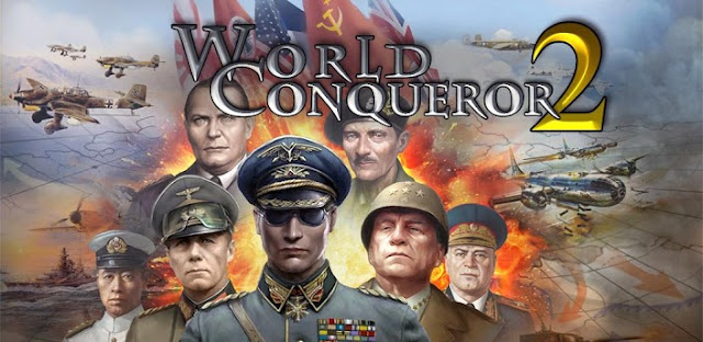 World Conqueror 2 v1.19 Apk Mod [Unlimited Medals]