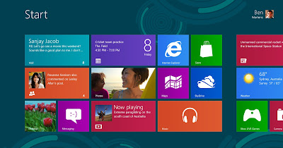 Windows 8 Start