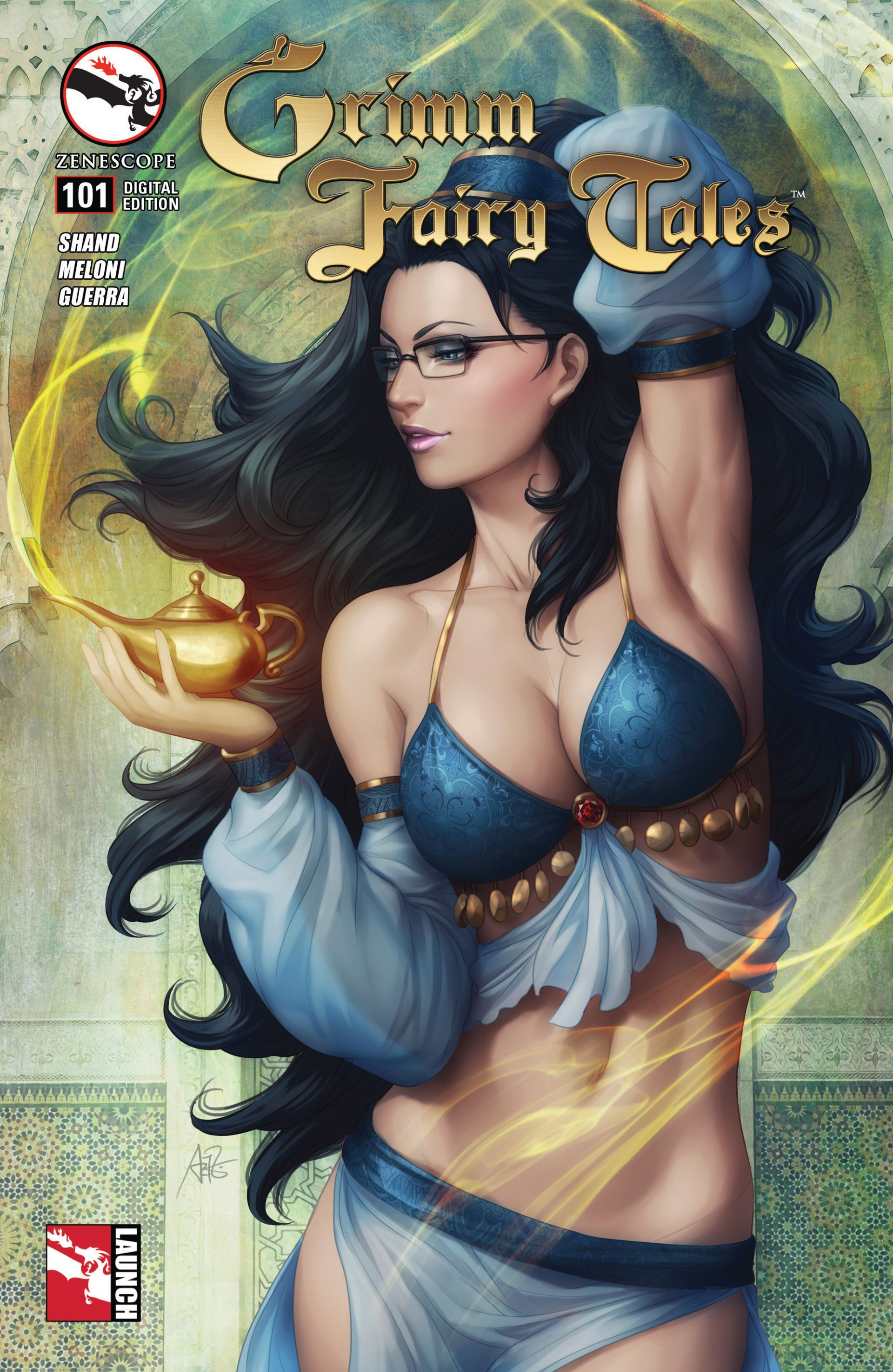 Grimm Fairy Tales (2005) Issue #101 #104 - English 1