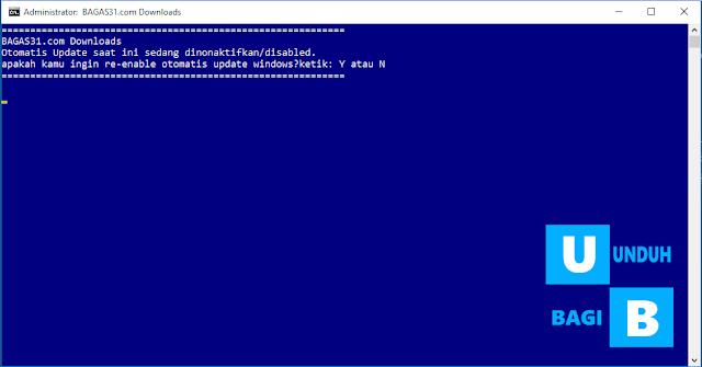 Cara Menonaktifkan Windows Update di Windows 10