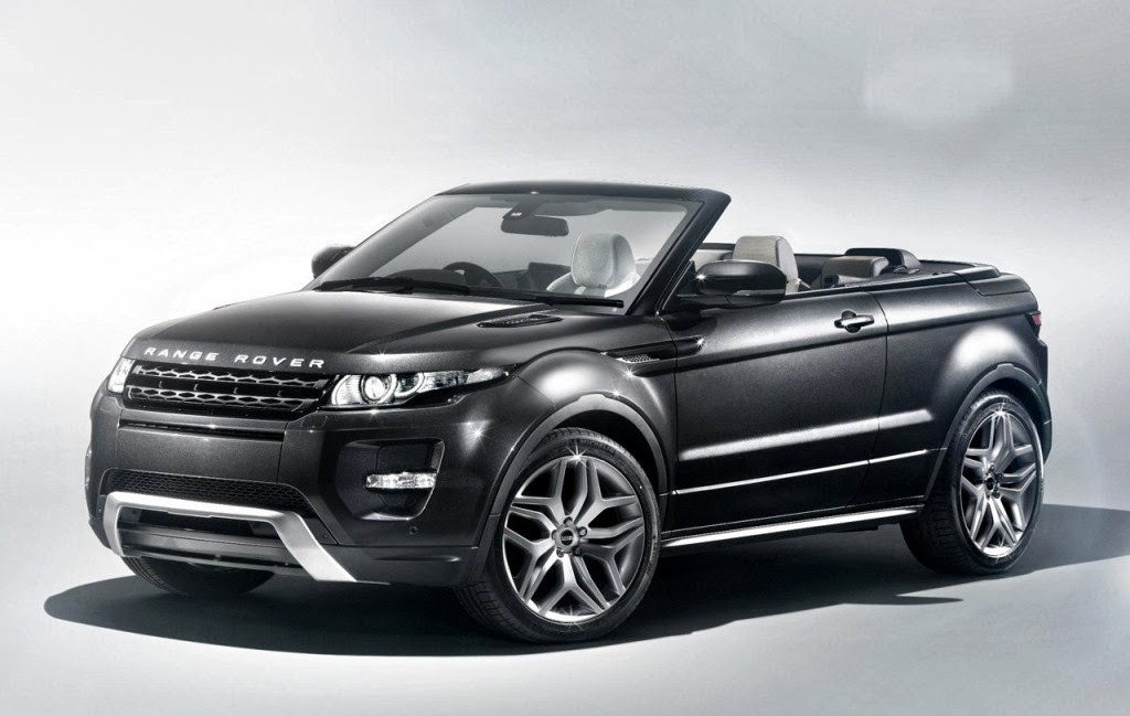 Range Rover Evoque Sport 2014 Photos