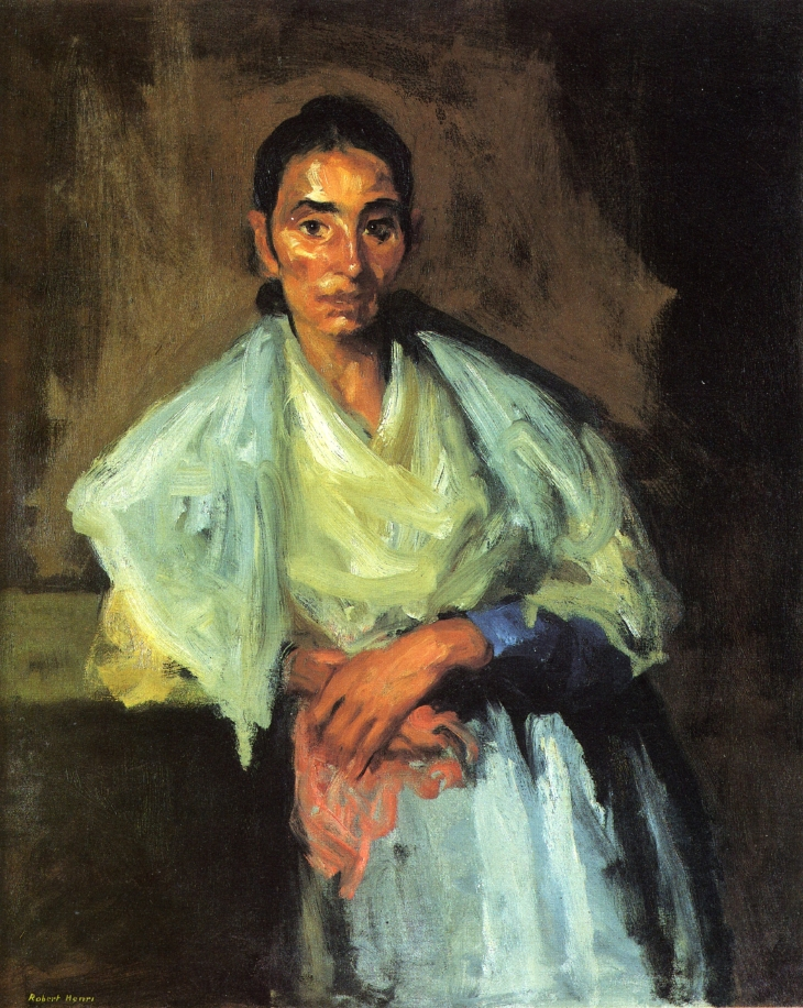a study of robert henri and the ashcan school