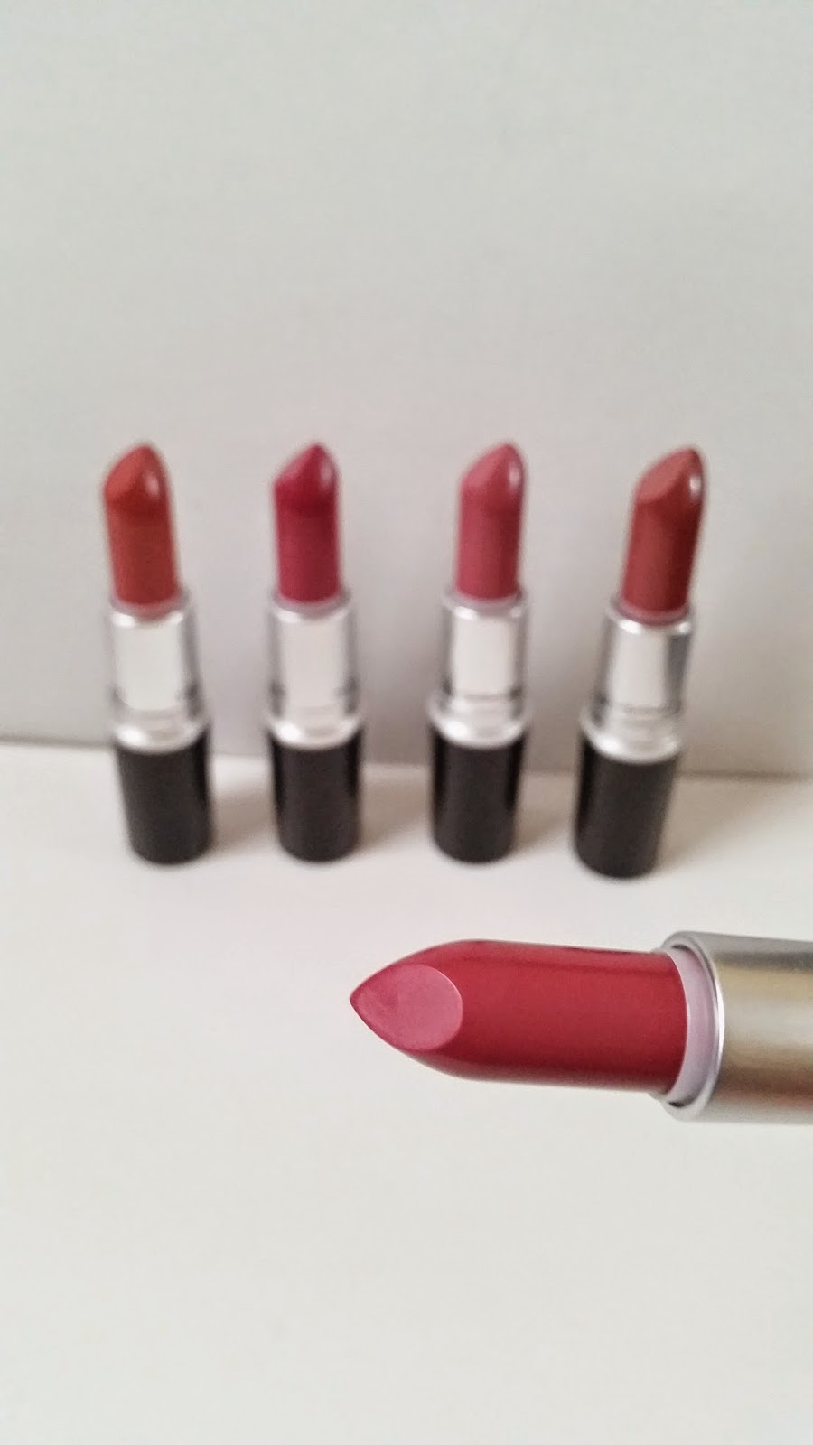 MAC craving lipstick