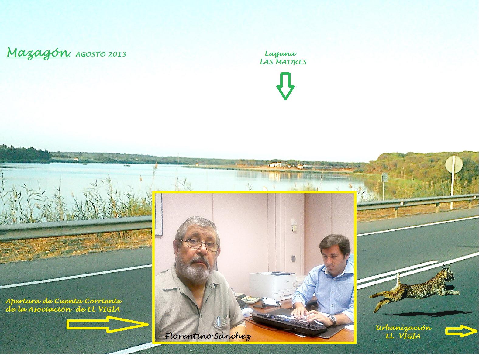 Asociaci n el vig a de mazag n apertura de cuenta for Caja rural del sur oficinas