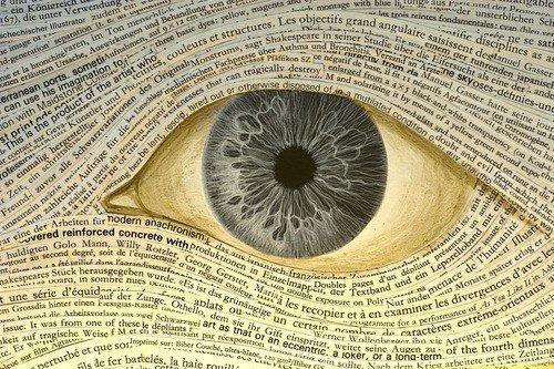 Leer, abre los ojos.
