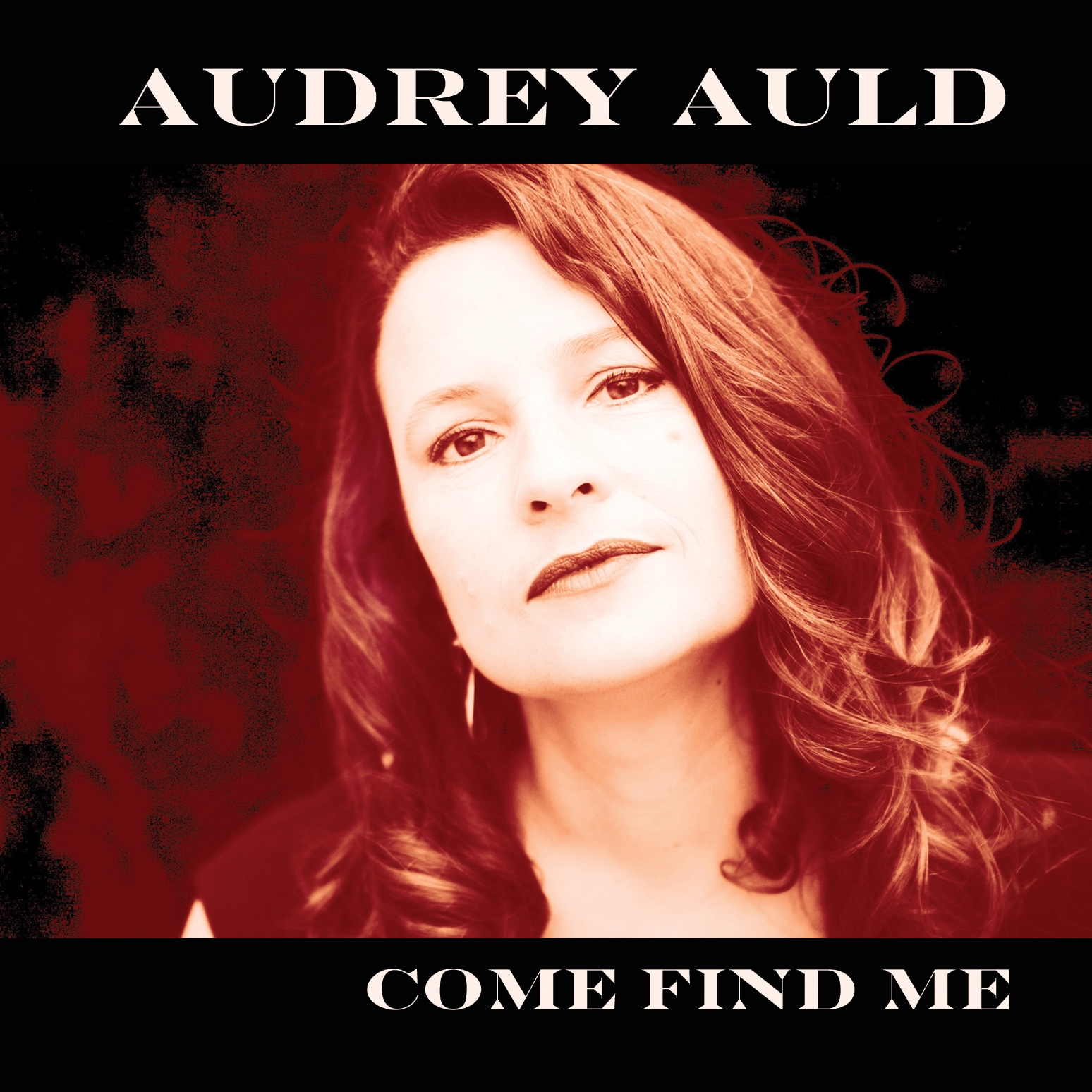 Audrey Auld - Come Find Me cover art