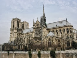 NOTRE DAME - Side View