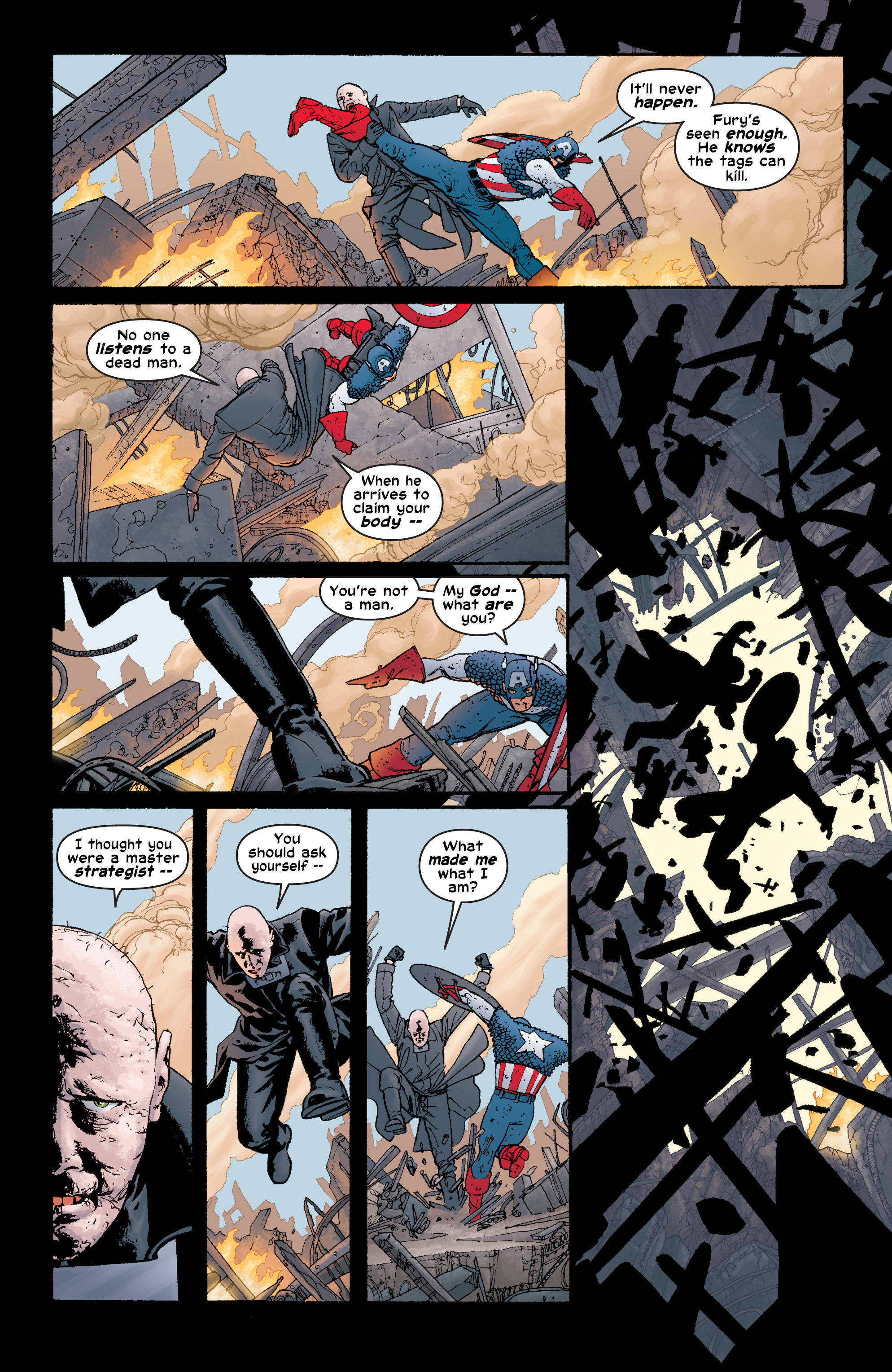 Captain America (2002) Issue #6 #7 - English 16