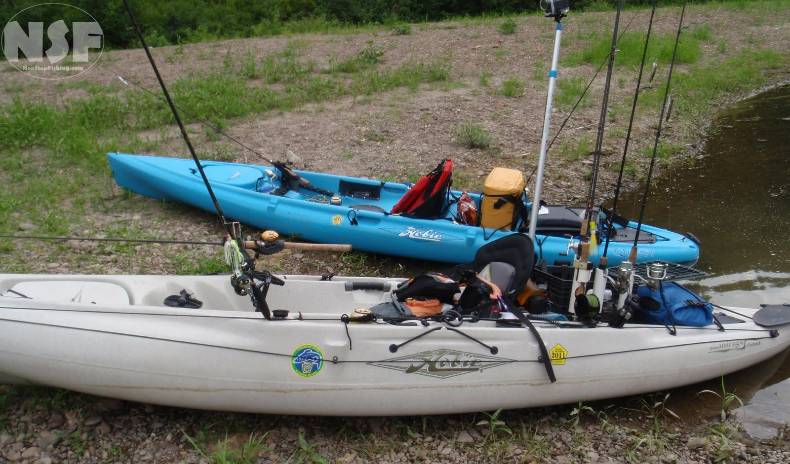 NonStopFishing.com: Anthracite Outfitters 8-12-2011 ...