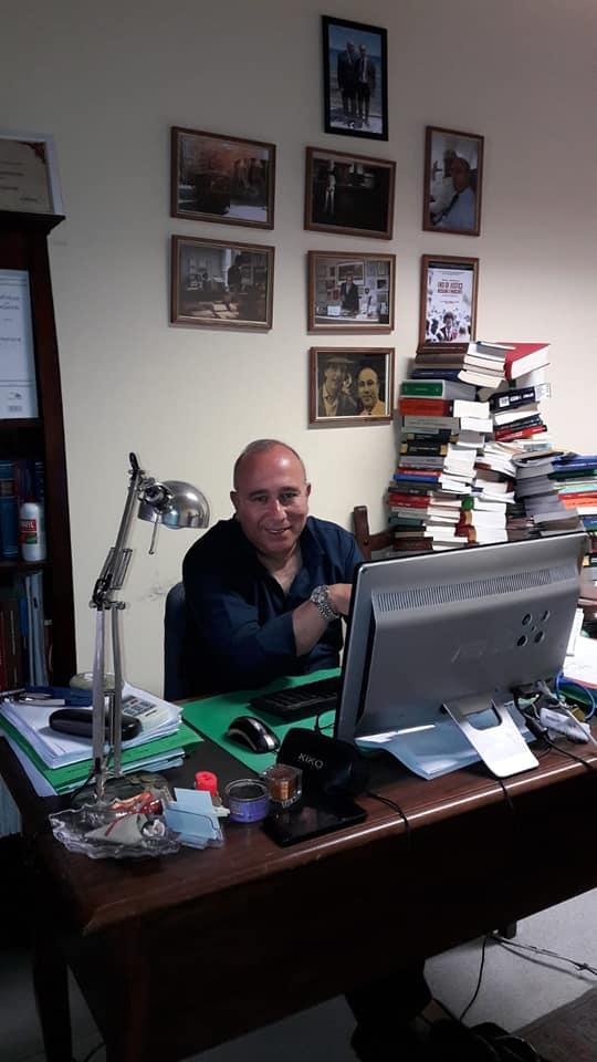 Avvocato Domenico Risiglione Segretario Regionale dell'Unal Sicilia
