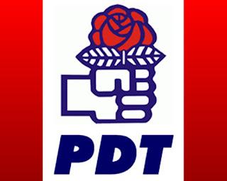 Diretório municipal do PDT realiza convenção neste sábado dia 24 em Baraúna