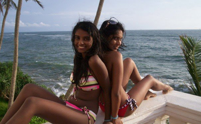 Sri Lankan Bikini Girls New Photos