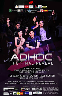 ADHOC 2016: The Final Reveal