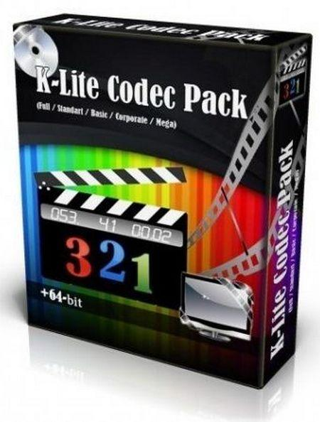 K-Lite Codec Pack (Full) 2015 Free Download