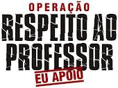 PROFESSOR MERECE RESPEITO!