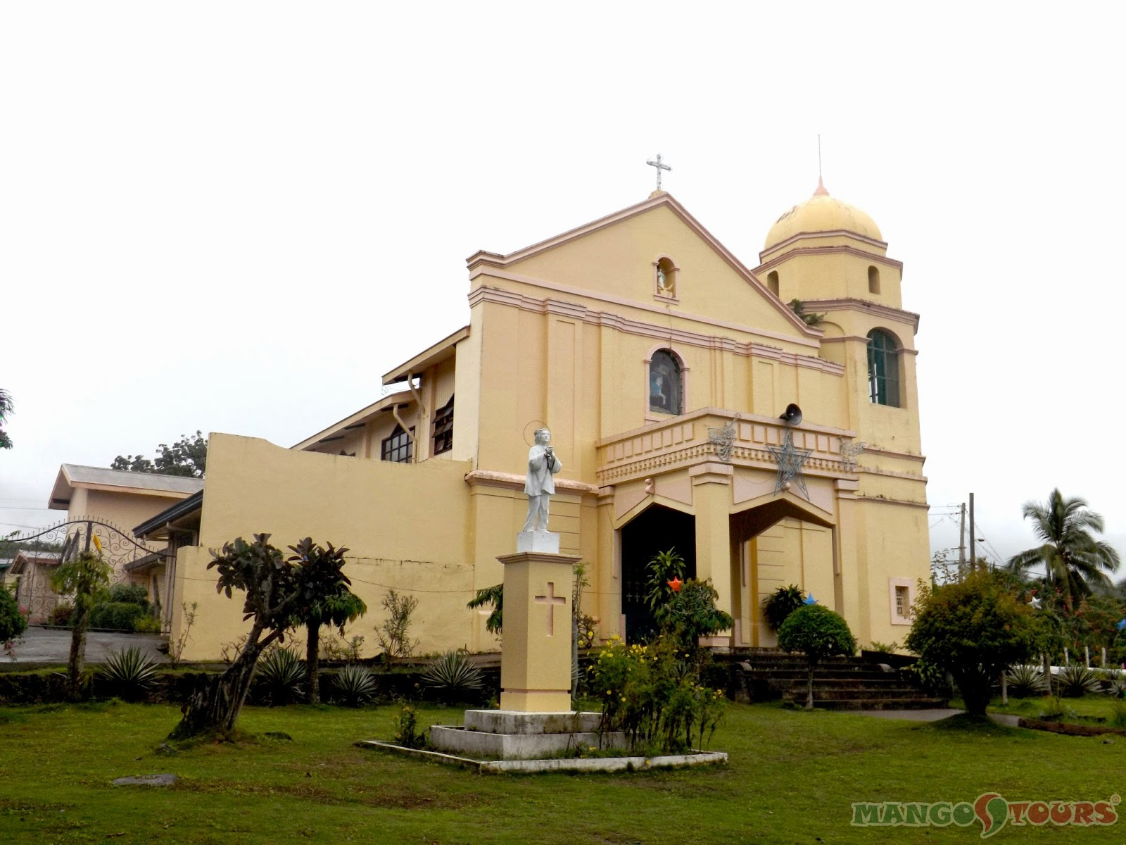 Mango Tours Sogod North Cebu attraction St. James the Apostle Parish Church