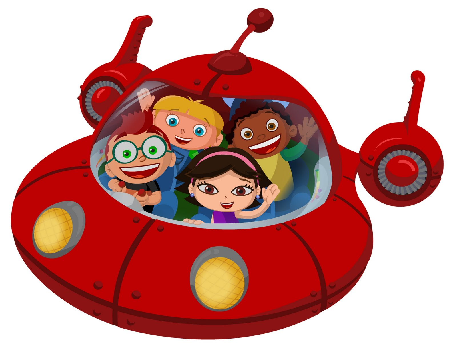 little einsteins september 2011 Free Clip Art Labor Day Free Clip Art Labor Day
