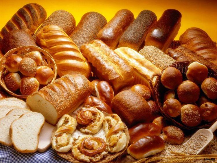 Пекарь картинка