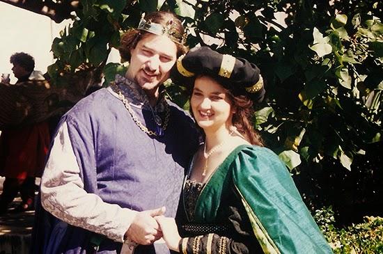 Italian Renaissance dress SCA @ Lady by Choice