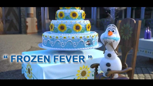 WATCH: Frozen short movie 'Frozen Fever' GOES VIRAL