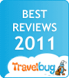 Corru Gate: winner Best Guest Reviews 2010/2011