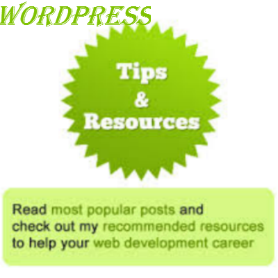 WordPress Resources for Beginners