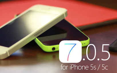 Download iOS 7.0.5 Firmwares for iPhone